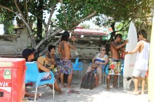 Lokalni beachboys