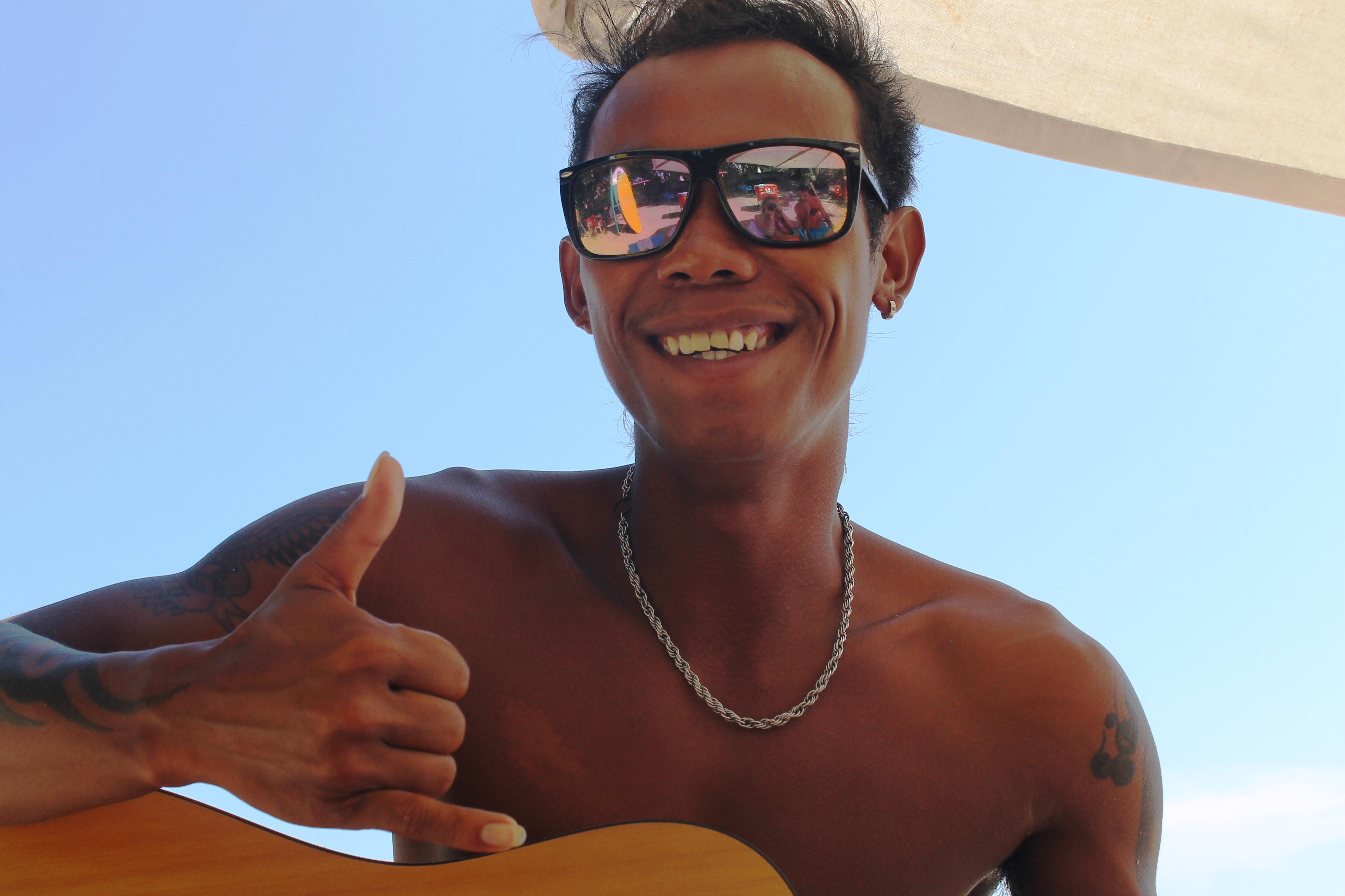 balijski beachboy
