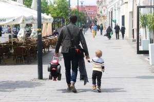 zwiedzanie z dzieckiem :) Kluż-Napoka