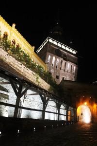Singhisoara nocą