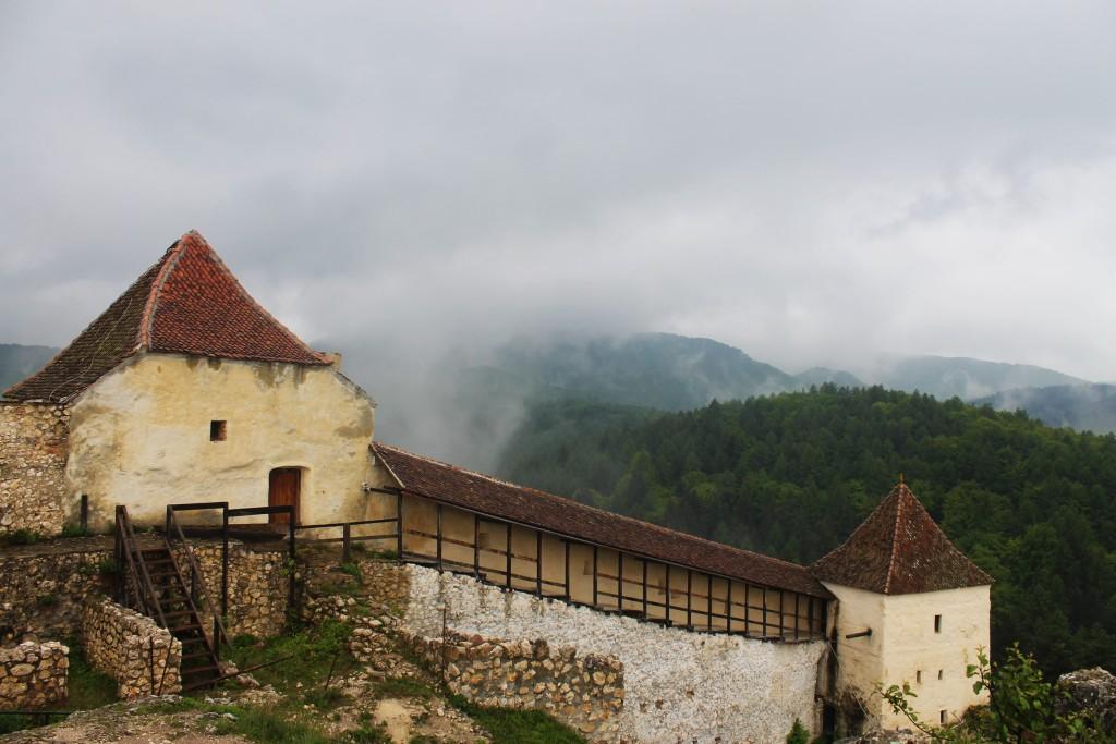 Zamek chłopski RASNOV