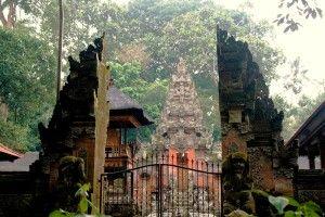 Niesamowite świątynie i małpy- Monkey Forest w Ubud!