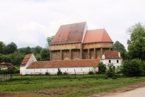 kościół warowny w Trasnylwanii