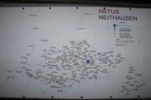 mapa z zaznaczonymi kościołami obronnymi, jest co oglądać :) !!!
