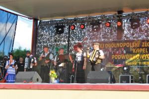 Zjazd kapeli podwórkowych w Parczewie