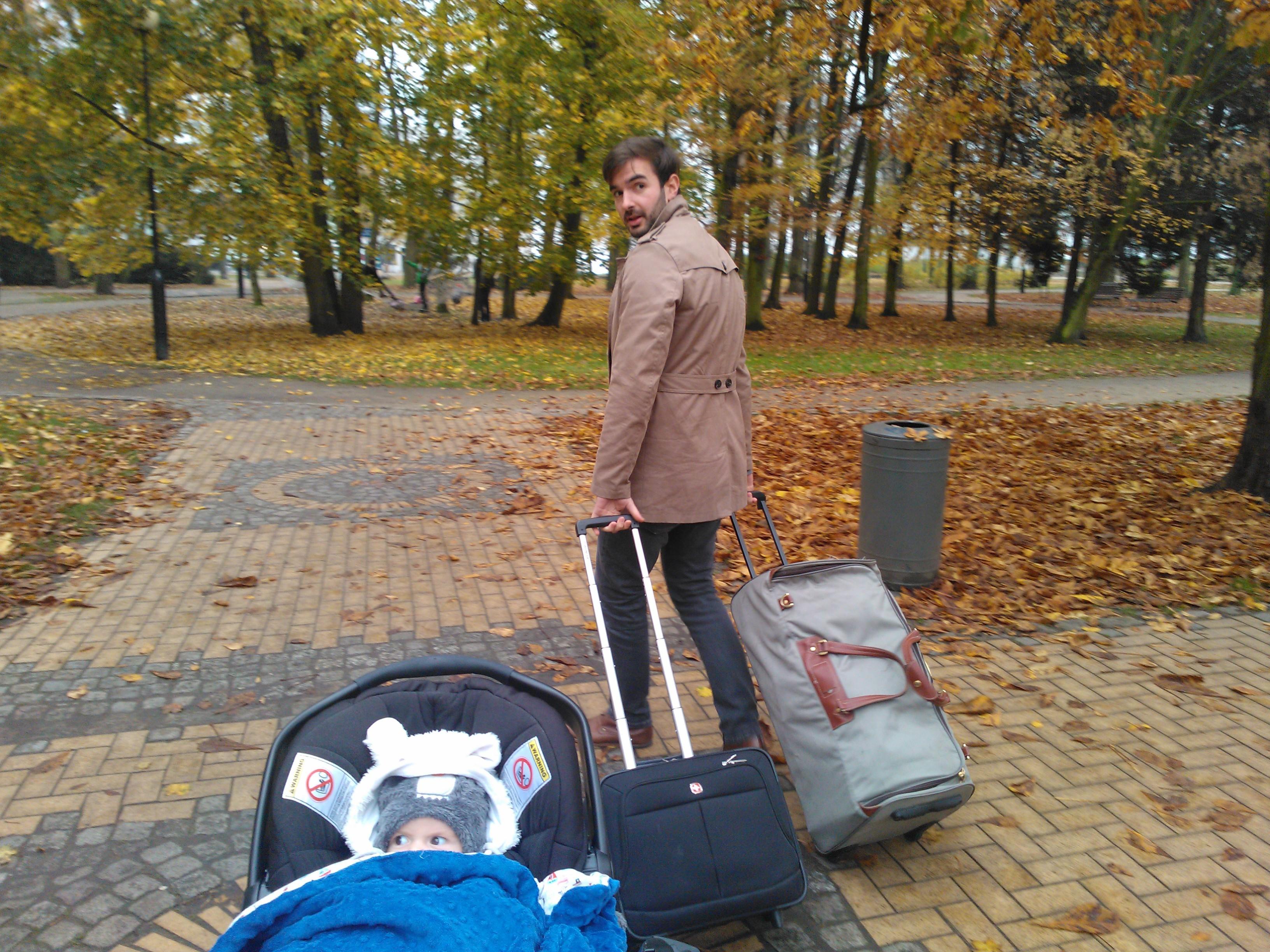 4 miesiące, październik 2014 Sopot
